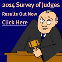 2014 Judges survey results